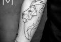 75 originales y únicos tatuajes en el antebrazo para hombres y mujeres