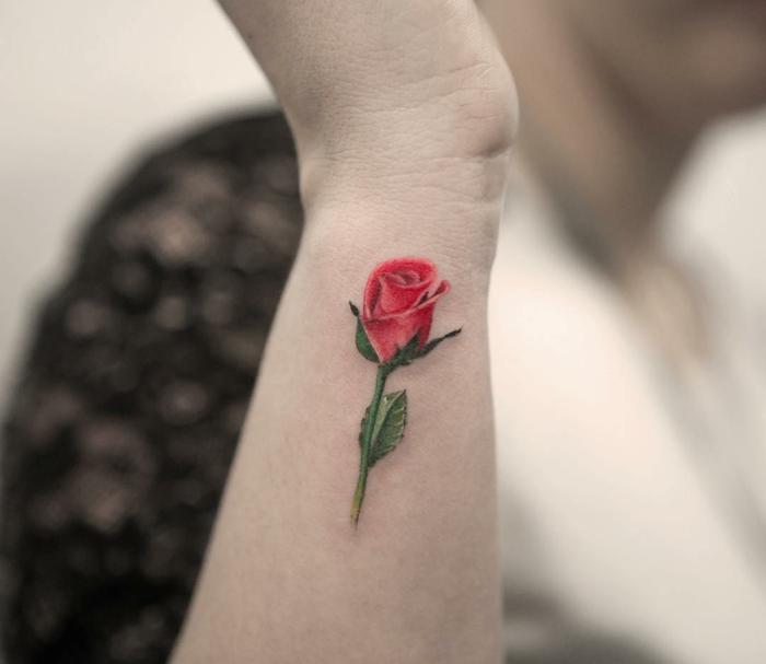 Tatuajes En Antebrazo Trendy Tatuajes Lineales La Ms Esquemtica