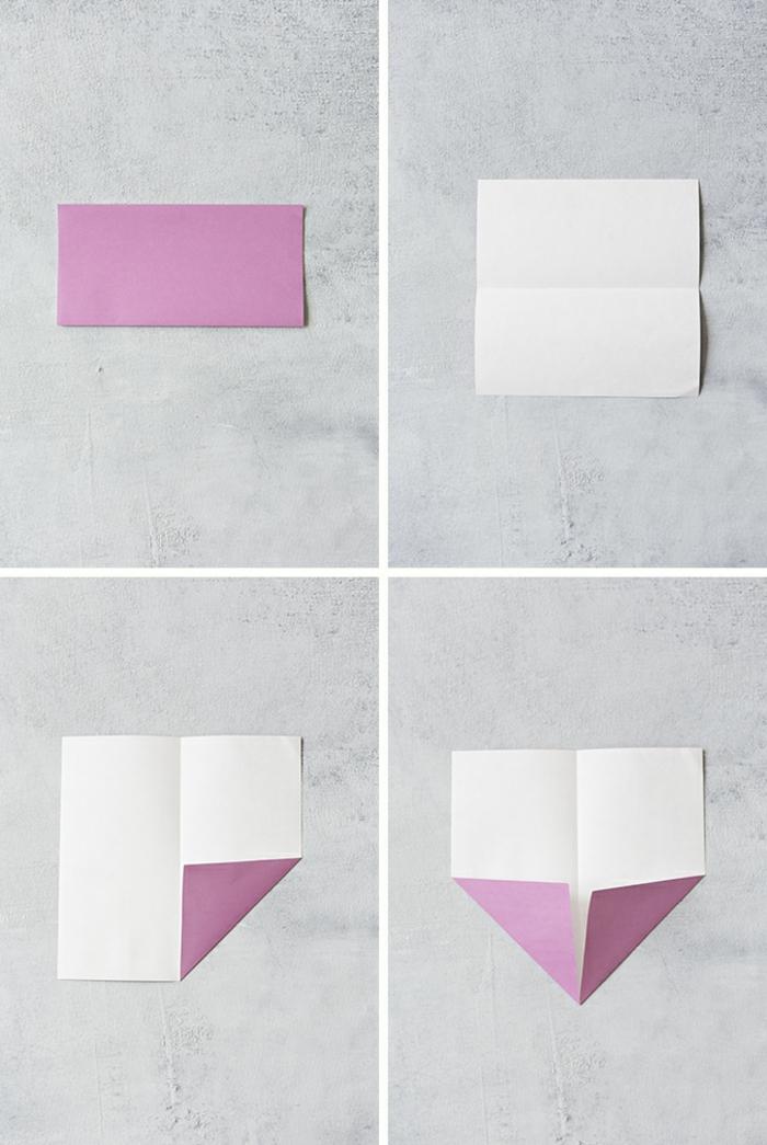 bonitas y fáciles ideas sobre cómo hacer origami fácil, pasos para hacer un pollo 3D hecho de papel