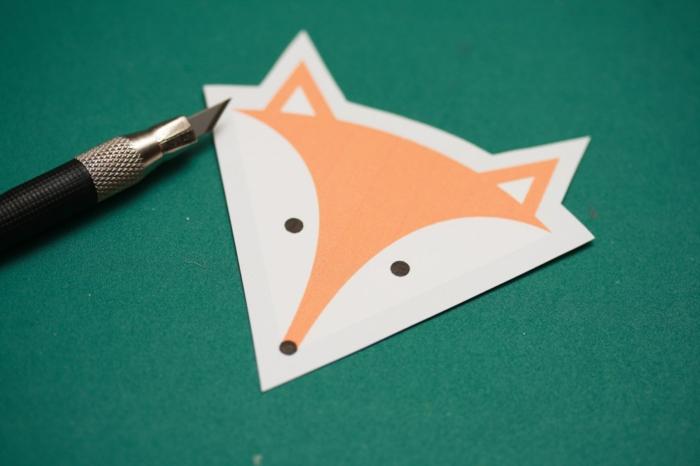 marcarpaginas infantiles paso a paso, bonitas ideas de separadores de libros de cartón