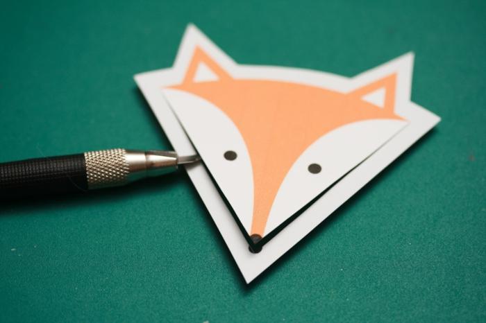 marcarpaginas infantiles para los más pequeños, como hacer un separador de libros personalizado