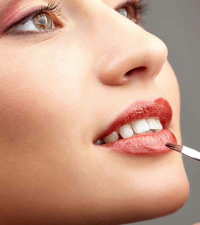 como aprender a maquillarse paso a paso, tutoriales, consejos y fotos con ideas de maquillaje