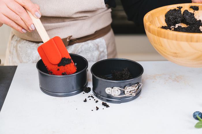originales ideas sobre como hacer una tarta de queso sin horno paso a paso, fotos de postres sin horno super ricos