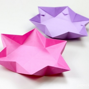 Origami fácil: ideas originales y divertidas con tutoriales