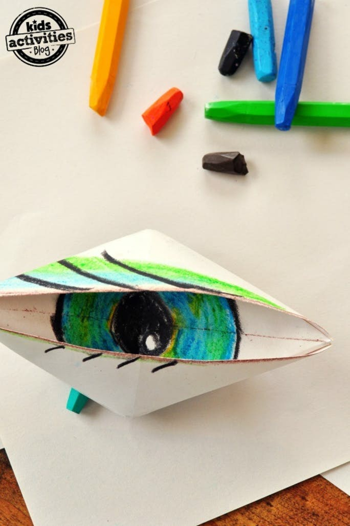 papiroflexia paso a paso para hacer en casa, manualidades con papel fáciles y rápidas para niños