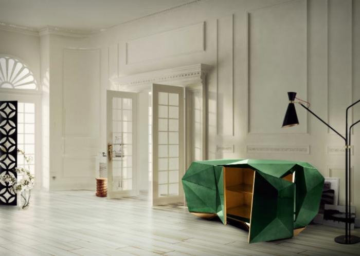 recibidores de casas super modernos decorados en estilo contemporáneo, suelo de parquet y decoración moderna