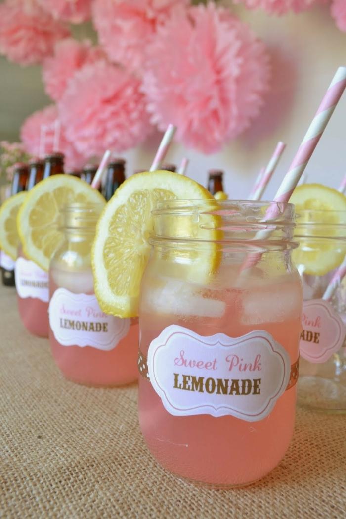 creativas ideas de manualidades originales para fiestas de verano, decoracion en rosado