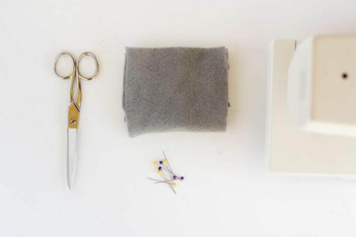 materiales necesarios para hacer manualidades de fieltro, cómo hacer margarpáginas paso a paso