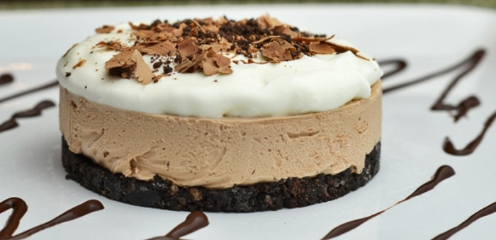 preciosas tartas cseras decoradas con encanto, fotos de postres faciles y rapidos sin horno