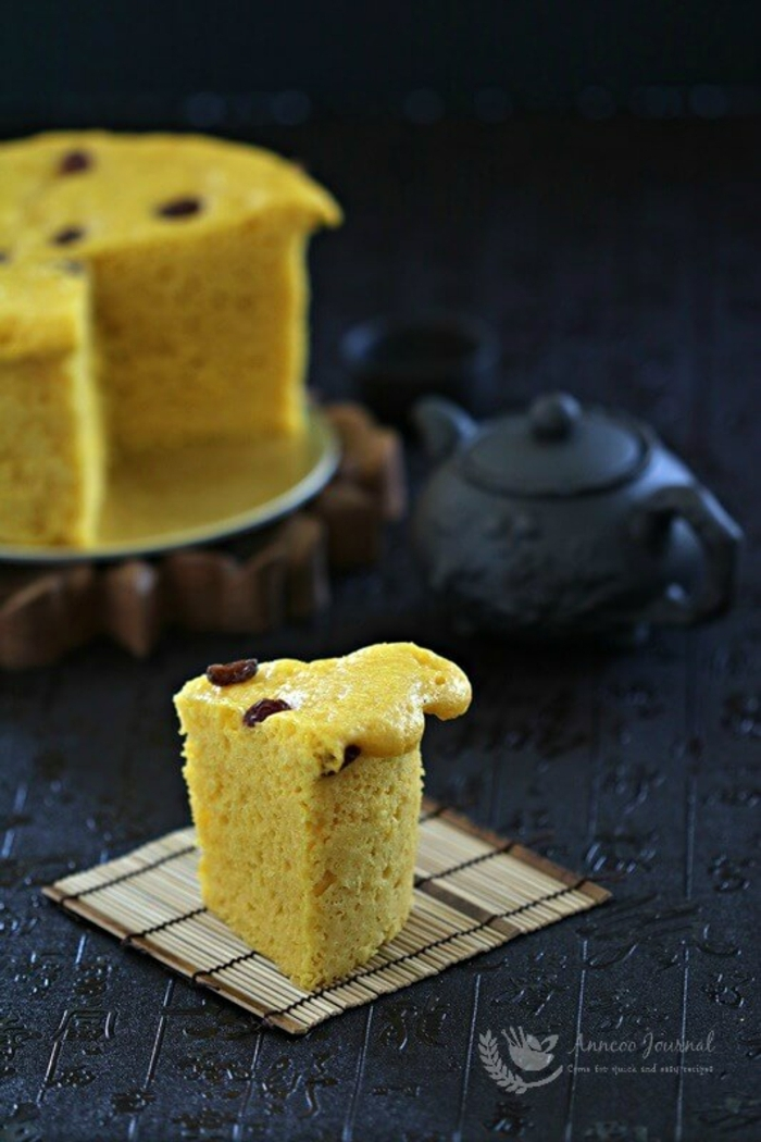 cómo preparar un bizcocho de calabaza esponjoso y rico paso a paso, postres saludables y sabrosos