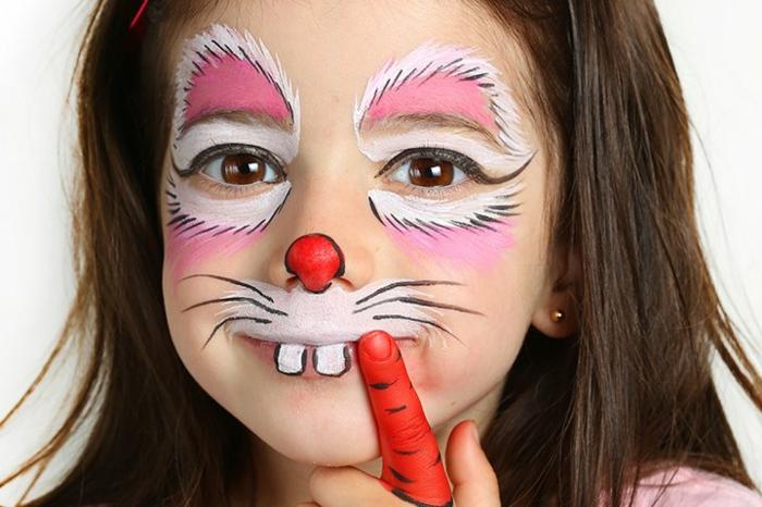 pintacaras halloween ideas para los pequeños, maquillaje infantil super fácil y divertido con tutoriales