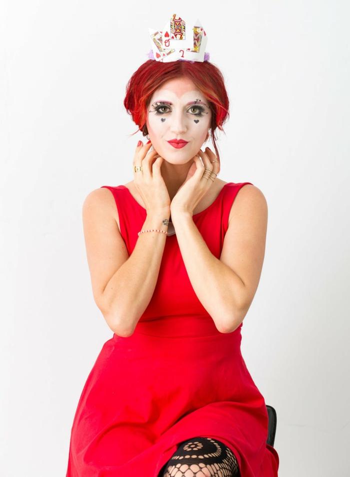 maquillaje de bruja glam paso a paso, ideas originales y fáciles de maquillaje bruja halloween