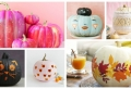Las mejores ideas de calabazas decoradas para que tu casa se vea magnífica este otoño