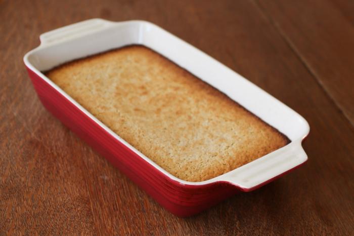 Tarta de harina de avena al horno, recetas de postres para hacer en otoño, rápidos, fáciles y saludables