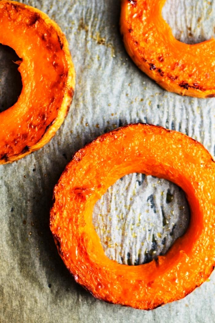 recetas con calabaza frita, aperitivos para picar super originales, tapas saludables para hacer en casa