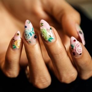 ¿Cuáles son las ventajas de las uñas acrílicas? 120 diseños super elegantes