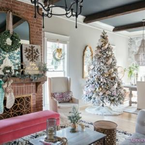 Las fotos más bonitas de árboles de Navidad originales 2018