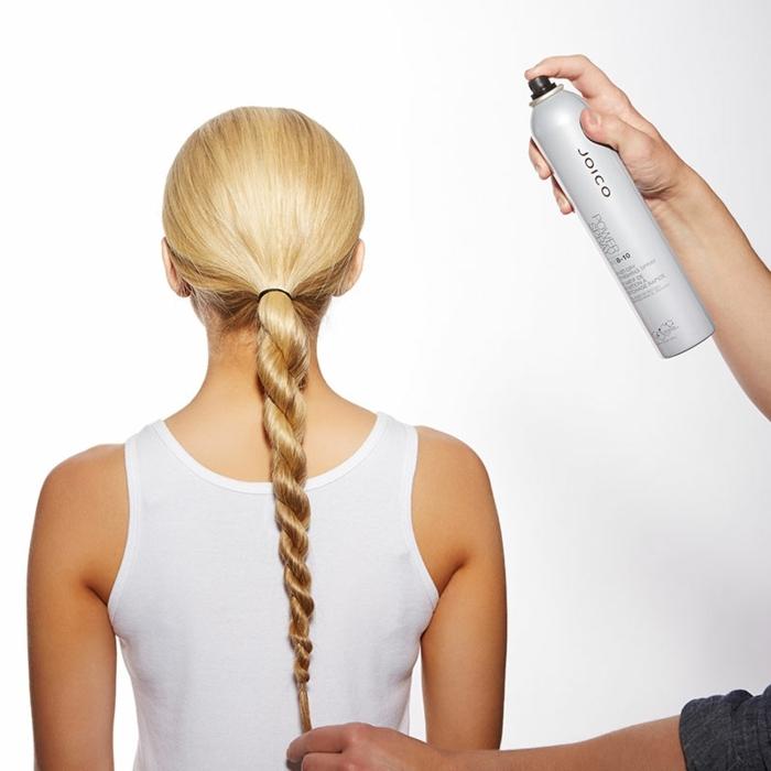 bonitas ideas de peinados fáciles y rápidos paso a paso, como hacer una coleta lateral tutorial en imágines
