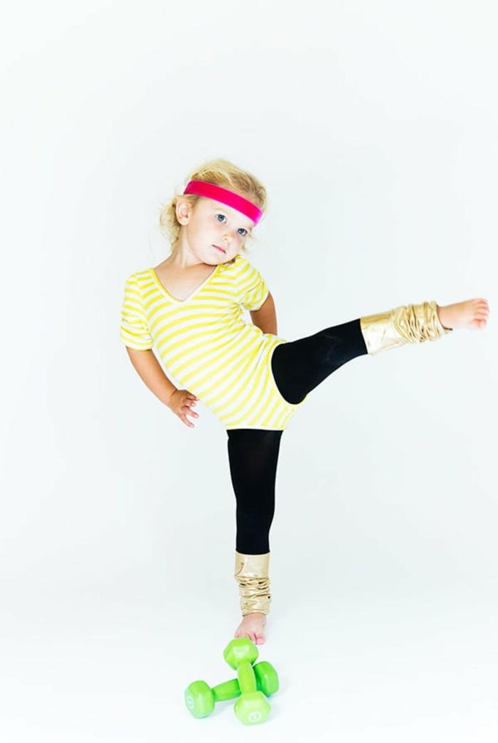 disfraces improvizados para los pequeños, ideas de disfraces Halloween que puedes hacer en casa