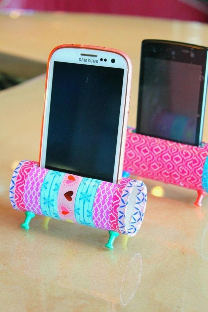 trucos e ideas con rollos de papel higiénico, manualidades con tubos de carton paso a paso