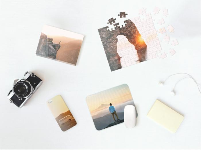 ideas sobre decoración con fotos, objetos personalizados con fotografías, propuestas de regalos personalizados con fotos