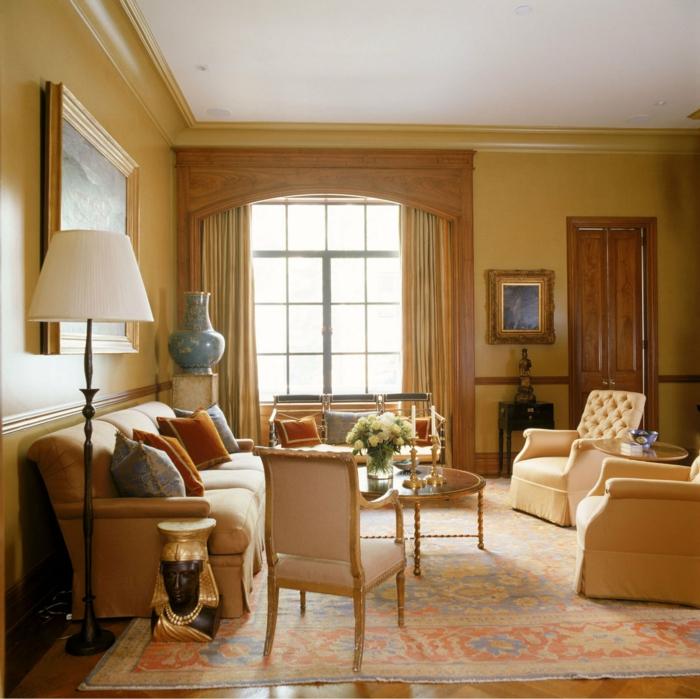 1001 ideas sobre qu colores se llevan para pintar un - Colores para pintar un salon pequeno ...