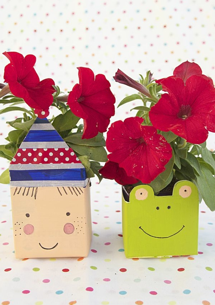 ingeniosas ideas sobre como hacer una caja de carton, cajas de cartón decoradas DIY paso a paso
