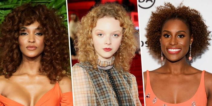 1001 Ideas De Peinados Y Cortes Para Pelo Rizado