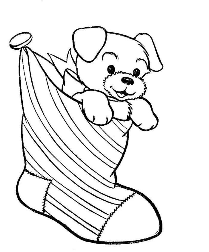 1001 Ideas De Dibujos Navideños Para Colorear