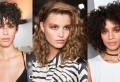 Espectaculares propuestas de peinados y cortes para pelo rizado