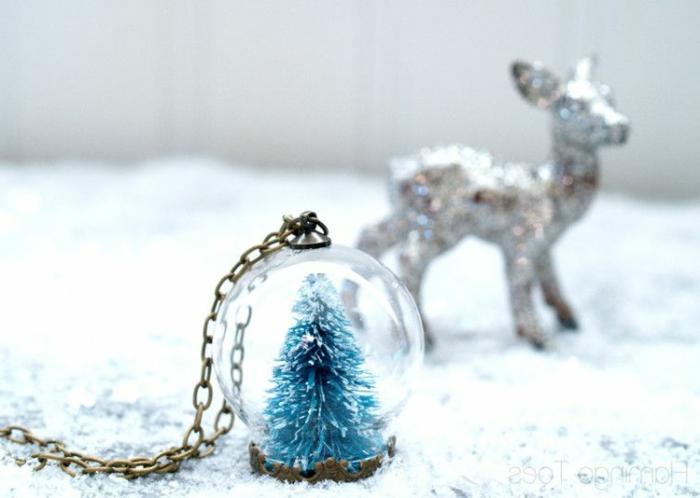 ideas de bonitos adornos navideños para hacer en Navidad, manualidades navideñas faciles