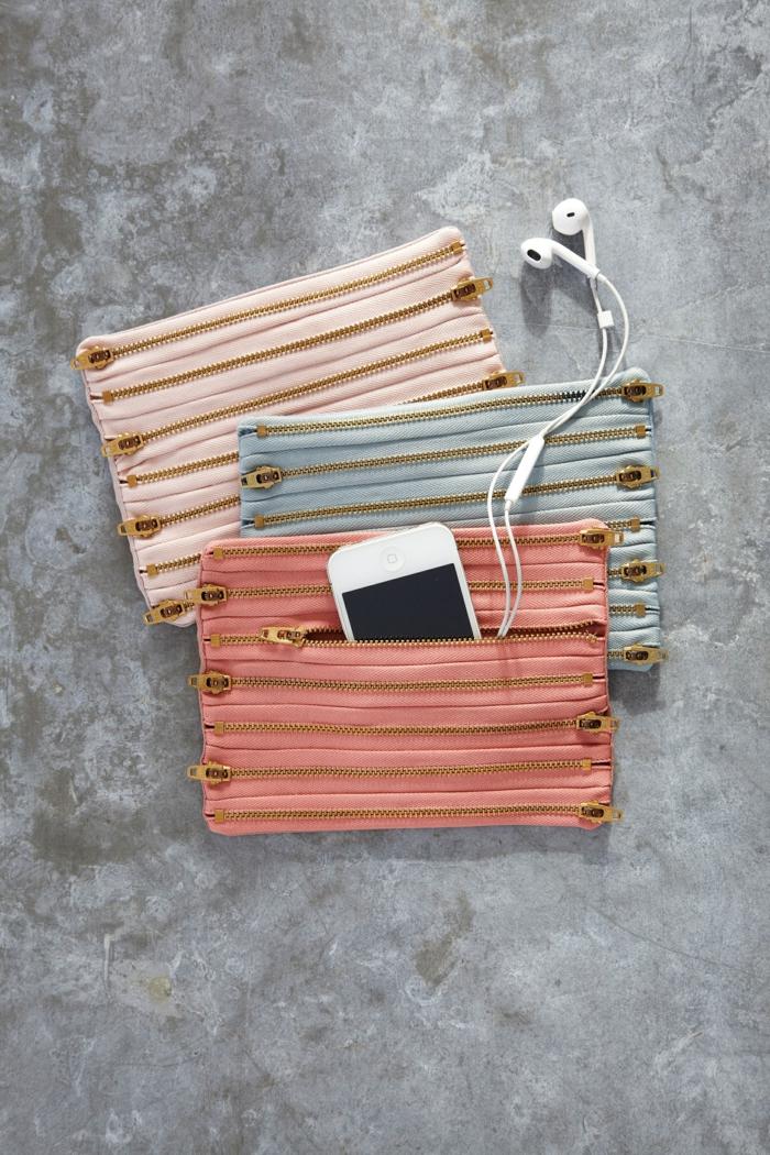 regalos originales para amigas ideas para Navidad, monederos bonitos en diferentes colores