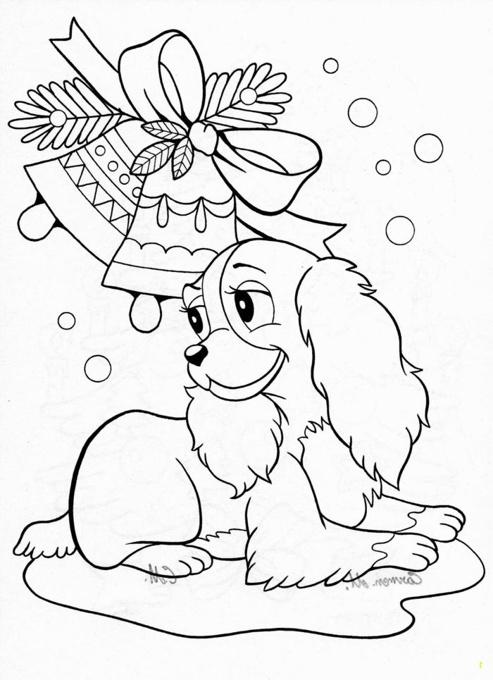 preciosos dibujos navideños para colorear, propuestas para niños muy pequeños, fotos descargables gratis