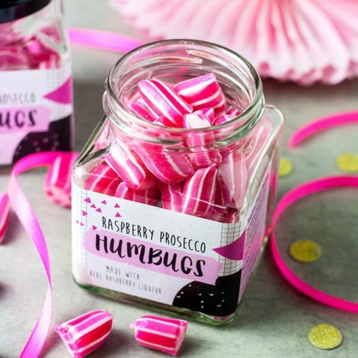 caramelos con sabor a prosecco, regalos amigo invisible 10 euros, qué regalar a un amigo invisible esta Navidad