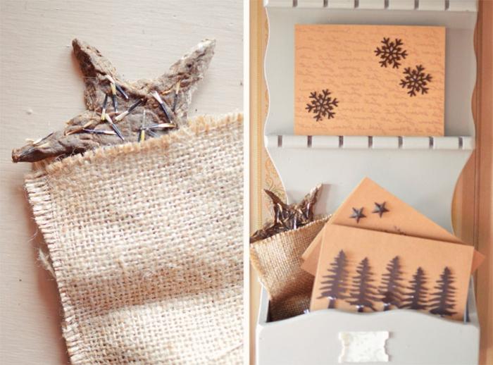 diseños adorables de como hacer tarjetas de navidad paso a paso, como hacer postales navideñas hechas a mano