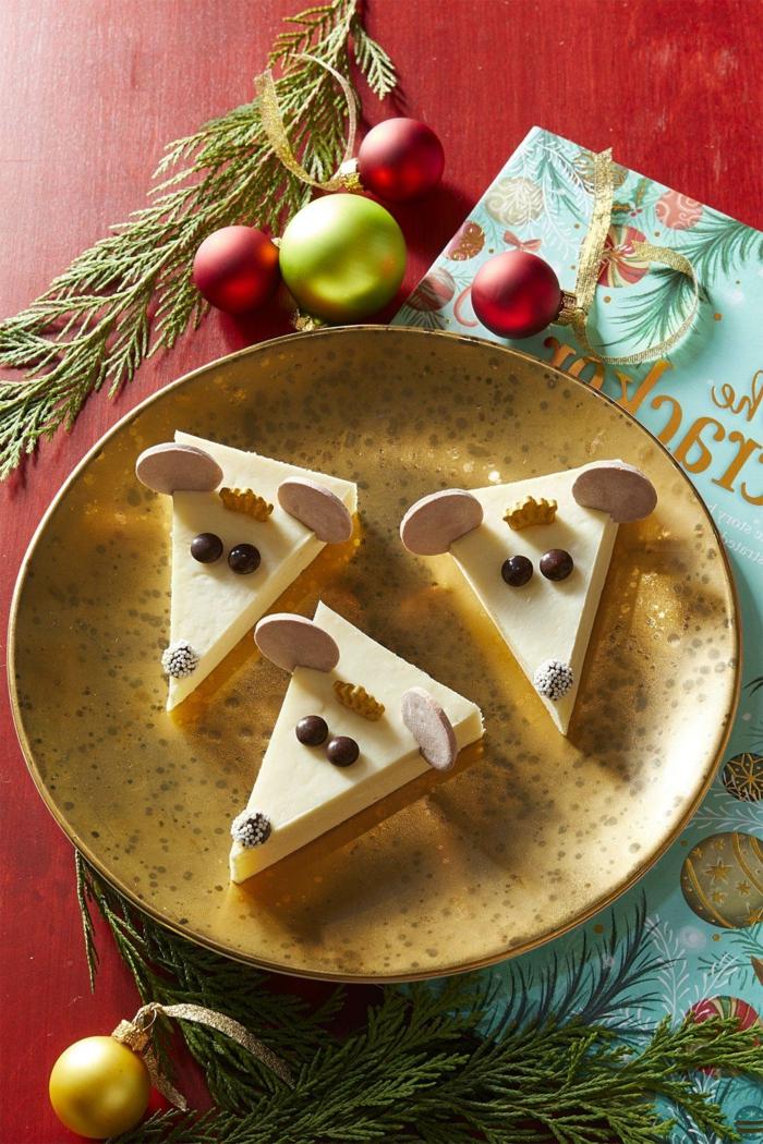 pasteles navideños decorados de maravilla, dulces tipicos de navidad en fotos, más de 100 propuestas