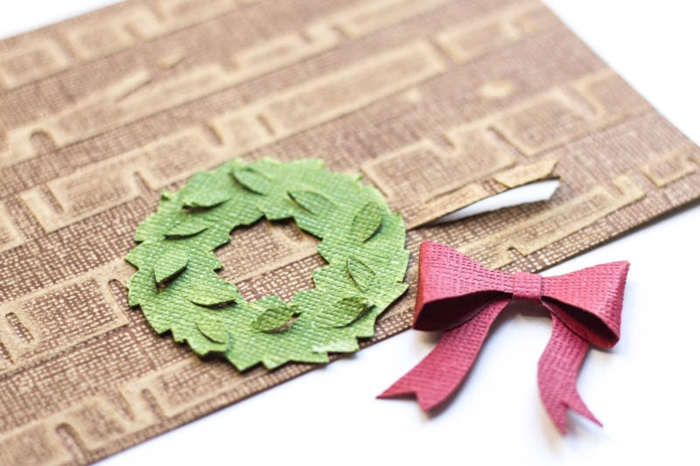 postales de navidad hechas a mano preciosas propuestas en imágines, como sorprender e tus amigos