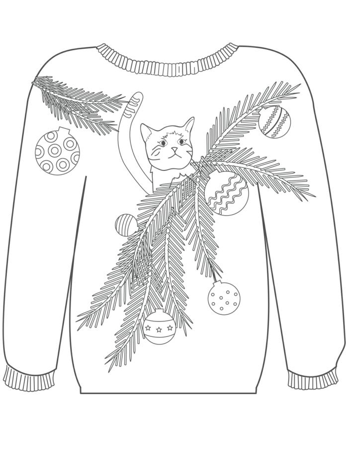 más de 100 fotos de dibujos navideños para colorear, dibujos originales para tu niño o niña