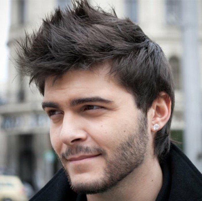 cuáles son los peinados y cortes de pelo para hombre que más favorecen tu cara, imágines de cortes y consejos