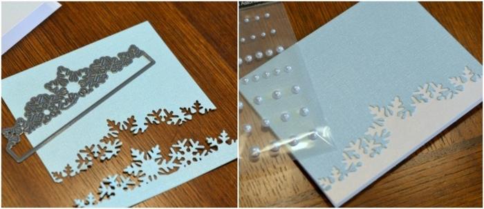 tarjetas navideñas manualidades paso a paso, preciosas propuestas de manualidades para regalar en Navidad