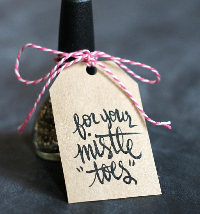 bonitas ideas de regalos para navidad pequeños con mensaje, regalos amigo invisible originales