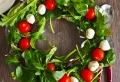 Recetas de ensaladas navideñas super ricas para hacer en menos de 20 minutos