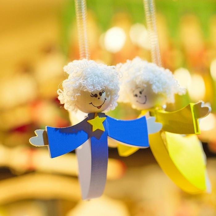 postales de navidad originales para niños y adultos, descarga gratis, adornos navideños pequeños angeles