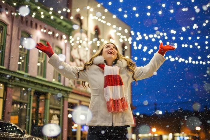 adorables escenas navideñas, tarjetas de navidad originales con fotos de navidad para descargar gratis