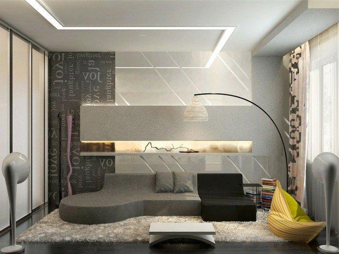 piso pequeño decorado en estilo contemporáneo, como decorar un salon pequeño, ideas en imagines