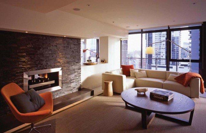 últimas tendencias en decoración de interiores, como decorar un salon pequeño en bonitas fotos