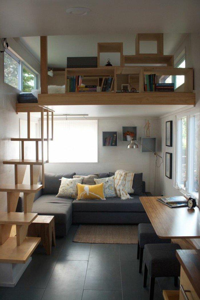 decoracion de salones pequeños modernos, trucos y consejos para decorar espacios pequeños