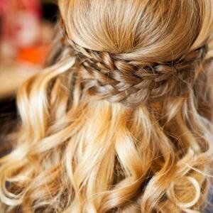 Más de 100 ideas de peinados pelo suelto y semirecogidos en bonitas imagines