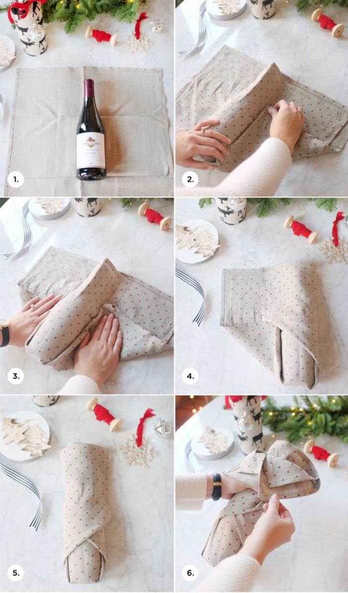 bolsas para botellas de vino y embalajes, como decorar una botella de vino paso a paso