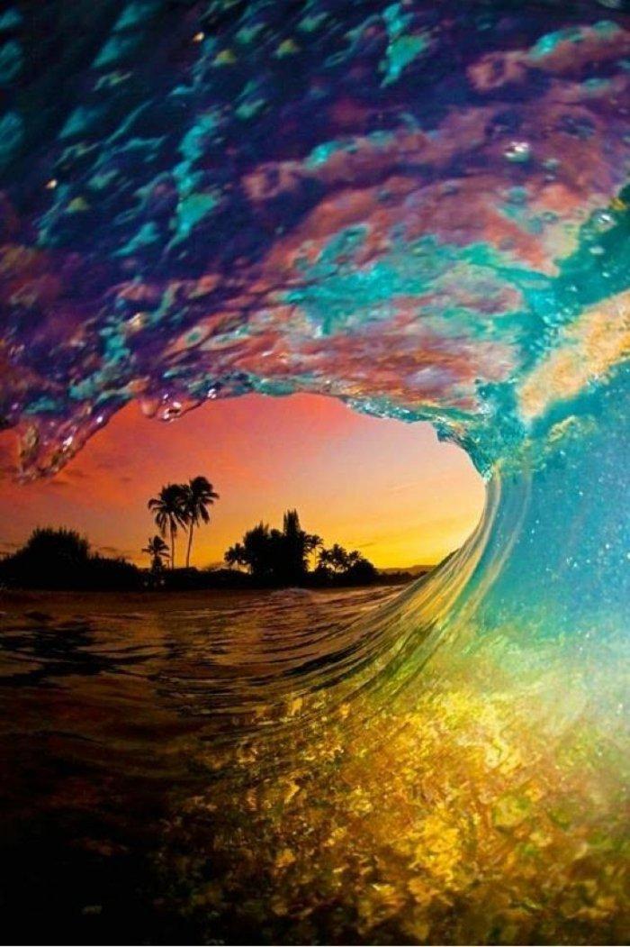 imagines de fondos de pantalla originales con paisajes de la naturaleza, islas exóticas